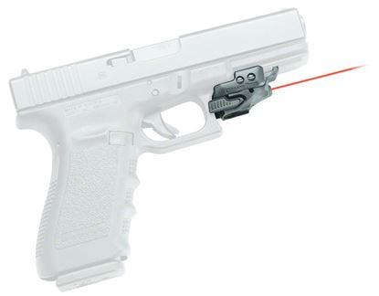 Picture of Crimson Trace CMR-201 Rail Master Laser Sight, Black, Instinctive Activation, Red Laser, Fits Rail-Equipped Pistols, Rifles & Shotguns