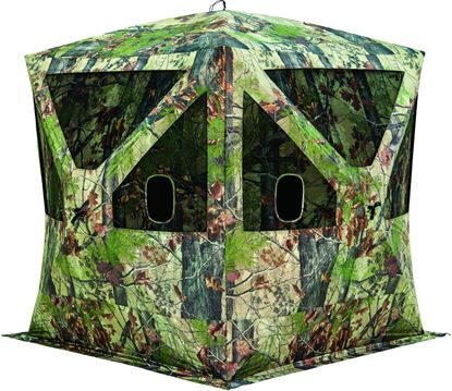 Picture of Barronett BC350BW Ground Blind,Big & Tall Blinds, Big Cat 350, Backwoods