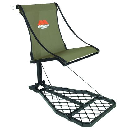 Picture of Millennium M-100U-SL Ultralite Hang-On Lock-On Stand, Folds Flat, w/Backpack Straps