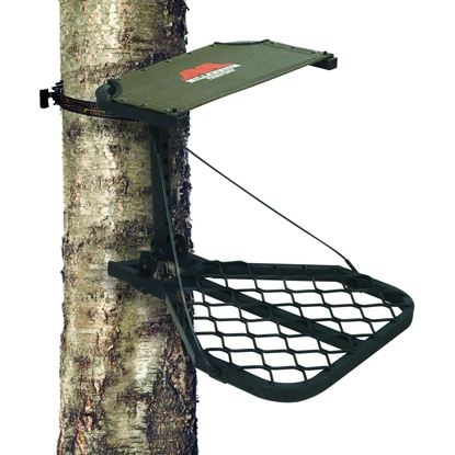 Picture of Millennium M-007-SL MicroLite Aluminum Hang-On Stand, Camlock
