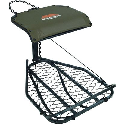 Picture of Millennium M-025-SL Steel Hang-On Stand, w/Chain and Footrest