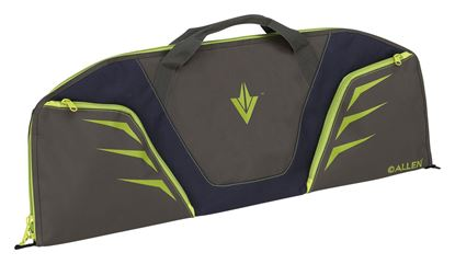 Picture of Allen 6062 Compact Bow Case 34In Navy/Lime
