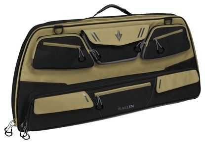 Picture of Allen 6069 Nightshade Compound Bow Case 41In Tan/Black