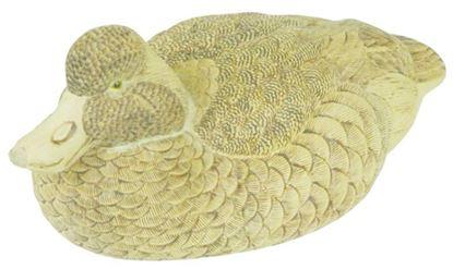 Picture of Flambeau 5652MSU Masters Series Blue Bill Decoys, Full Size, Weighted Keel, Winter Plumage, 6 Pack