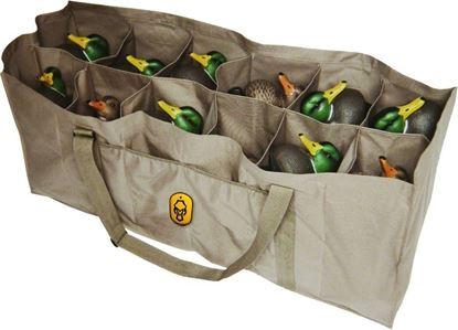 Picture of Hard Core 02-200-0001 12 Slot Duck Decoy Bag