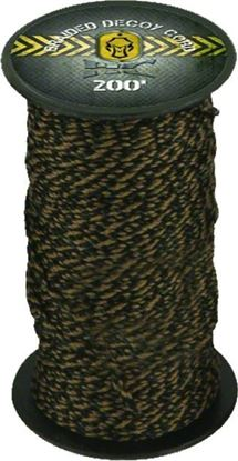 Picture of Hard Core 02-300-0001 200' Braided Decoy Cord