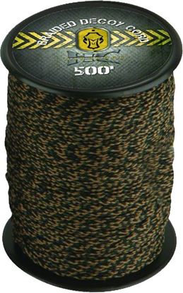 Picture of Hard Core 02-300-0002 500' Braided Decoy Cord