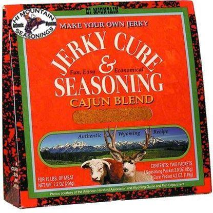 Picture of Hi Mountain 017 Cajun Jerky Cure Jerky Making Kit