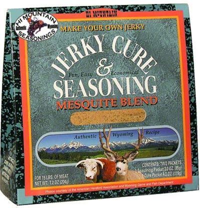 Picture of Hi Mountain 002 Mesquite Jerky Cure