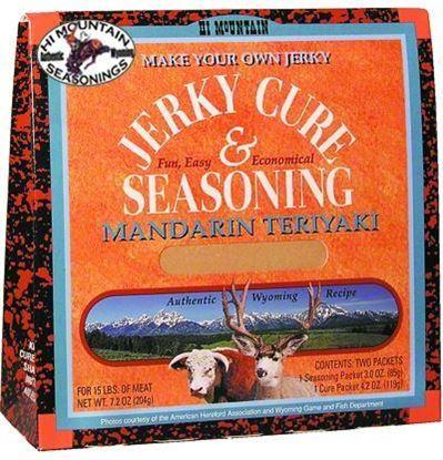 Picture of Hi Mountain 036 Mandarin Teryiaki Jerky Cure