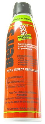 Picture of Ben's 0006-7178 Insect & Tick Repellent, 6 oz Continuos Spray, 30% DEET