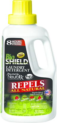Picture of Bio Shield BS1003 Insect Repellent & Killer Laundry Detergent 32oz