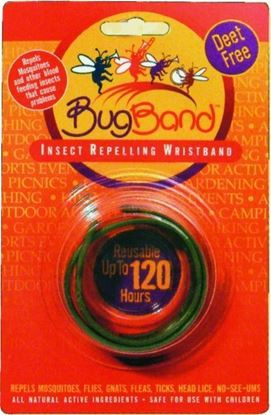 Picture of Bite Me Not 574888208 Insect Repellent Wristband, DEET-Free, Reusable 120Hrs
