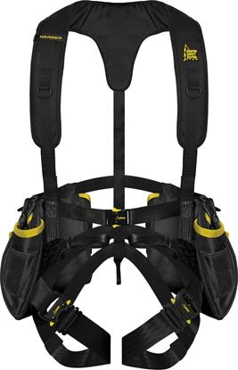 Picture of Hunter Safety System HSS-HANG L/XL Hanger Safety Harness L/XL, 175-250 lbs