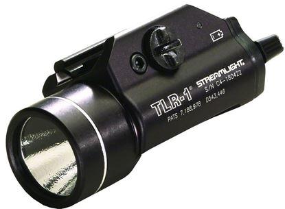 Picture of Streamlight 69210 TLR-1 Strobe inclu Rail Loc Keys for Glock 1913Pincatinny S&W99/TSW &Beretta90 Batt incl.Boxed