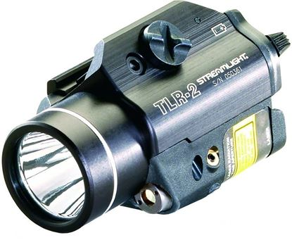 Picture of Streamlight 69120 TLR-2 Tactical L w/Laser Rail Mount