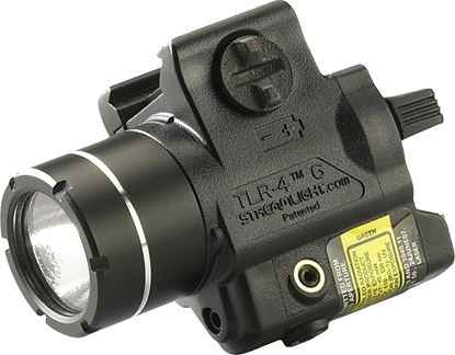 Picture of Streamlight 69245 TLR-4 G-Weapon Mounted tact LED Light w/Laser/CR2 Lithium Battery