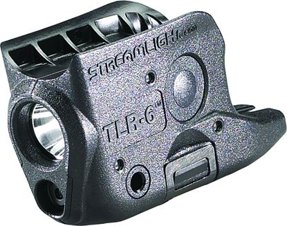 Picture of Streamlight 69270 TLR-6 w/White LED and Red Laser; Includes (2) CR 1/3N lithium batteries; Weaponlight for Glock 42/43