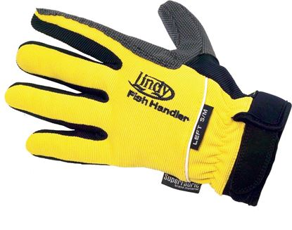 Picture of Lindy AC960 Fish Handling Gloves LH Medium