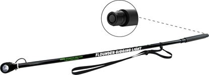 Picture of Hydro Glow WM10 10w LED, 4 AA battery, Hand held Wading style, Flounder Gigging, Crabbing