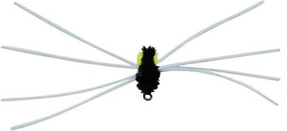 Picture of Betts 200-10-9 Busy Bee Fishing Fly, Sz 10,, Black/Chartreuse