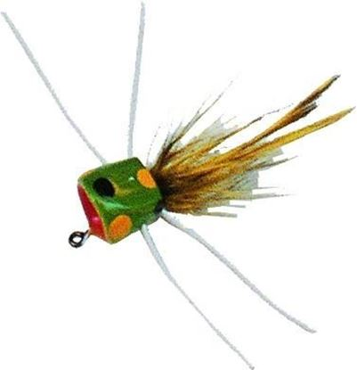 Picture of Betts 07-10 Frugal Frog Fly Popper, Sz. 10, Assorted
