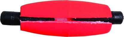 """Picture of Billy Boy B00BSL-R Foam Slotted Cigar Peg Floats 1-1/2"""" 100Pk Red"""