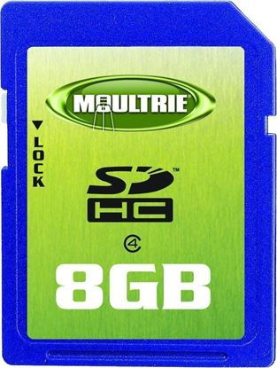 Picture of Moultrie MFHP12541 8GB SD Card