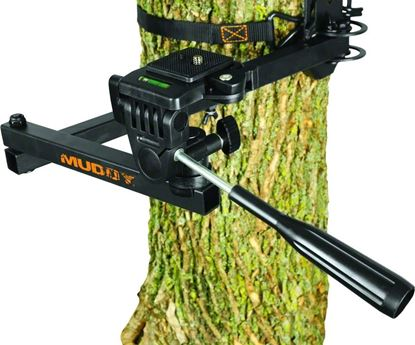 Picture of Muddy MCA100 Basic Camera Arm, Adjustable, Quick-Release Mount, Strap Mount