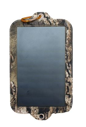 Picture of Covert 5267 EP-5/11 Solar Panel Charger-11V 5.5W Advanced Mono-Crystalline Solar Panel