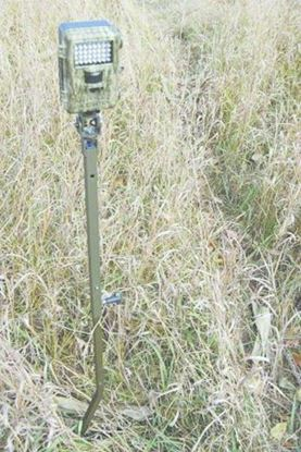 Picture of HME TCH-G Trail Camera Holder Ground Mount