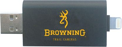 Picture of Browning BTC CR-UNI SD Card Reader (Compatible with IOS Devices Only)